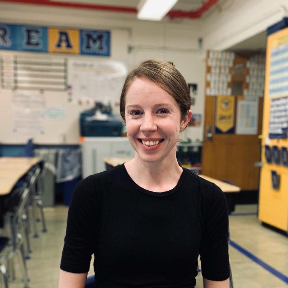 Teachers Inspire. Sheila Sullivan. Democracy Prep.