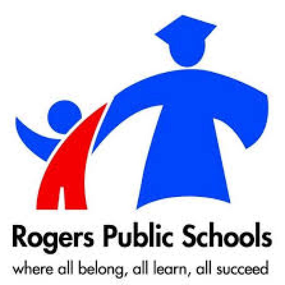 Rogers Schools logo