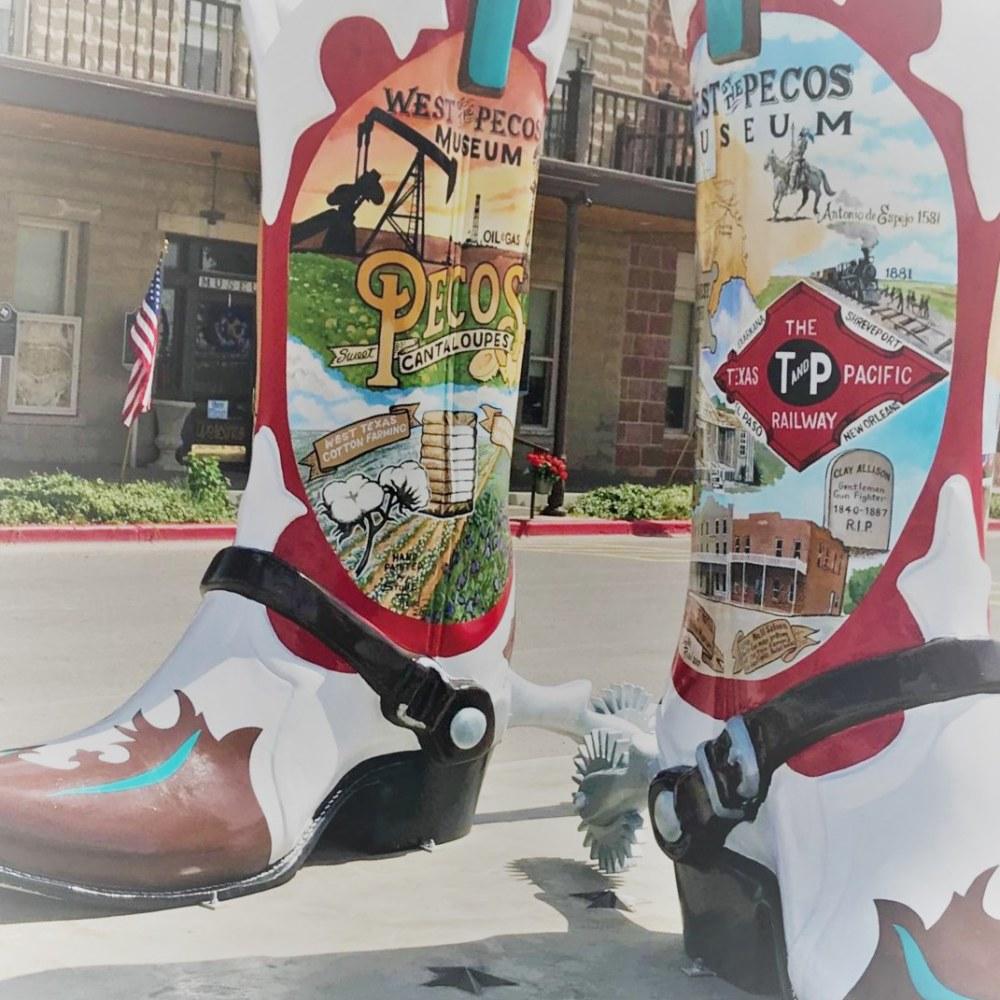 Pecos Texas Most Dynamic Micropolitans