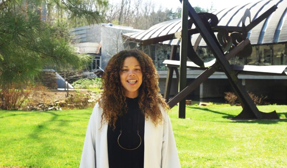 Allison Glenn. Associate Curator. Crystal Bridges