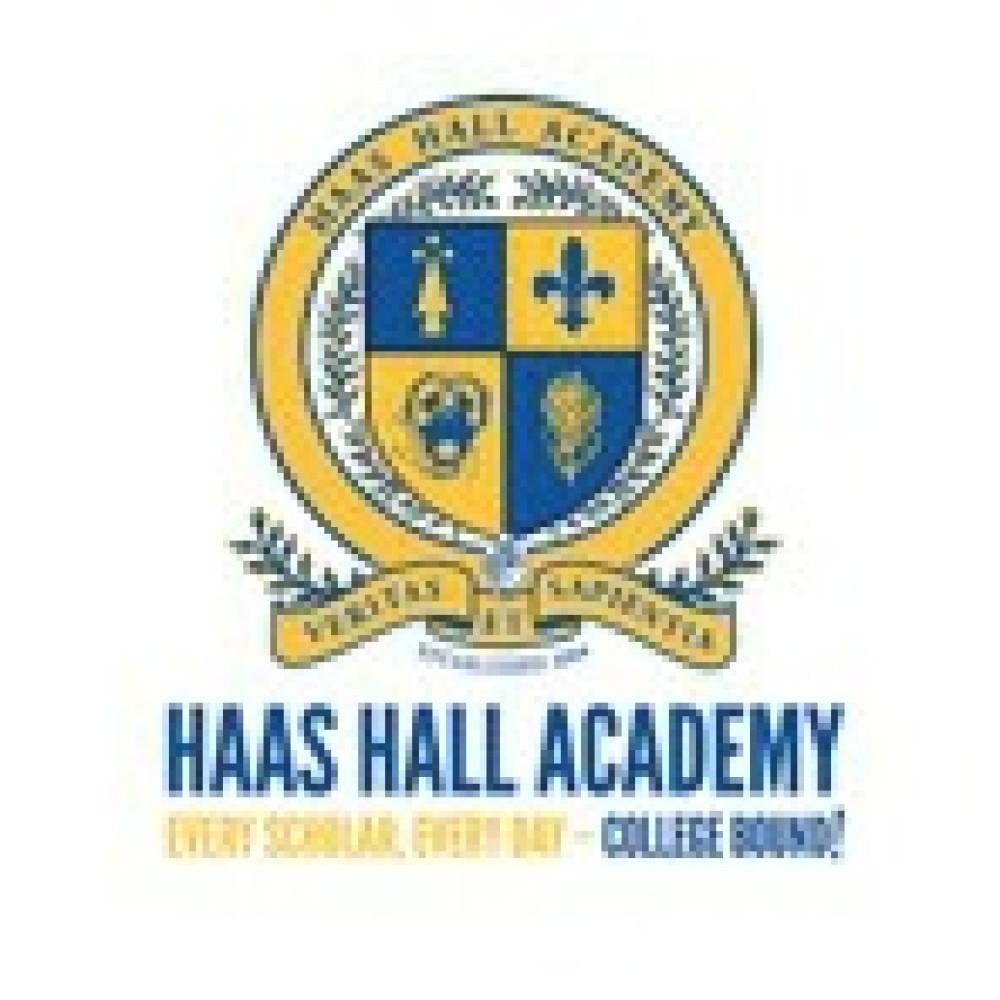 Haas Hall logo.png