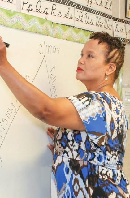 Teachers Inspire. Kathryn Stanley. Atlanta 2