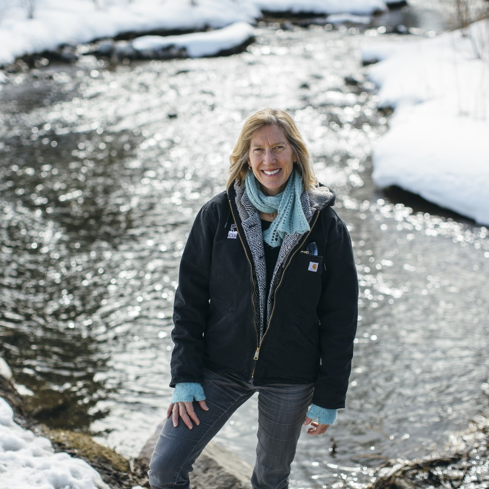 Trout Unlimited. Laura Ziemer. Bozeman 1