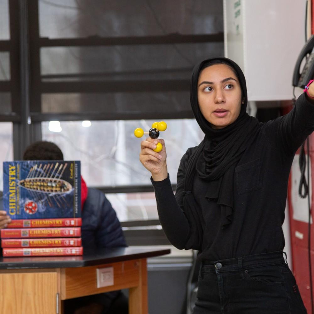 Teacher Investments. Brooklyn Prospect. Aisha Siddiqui