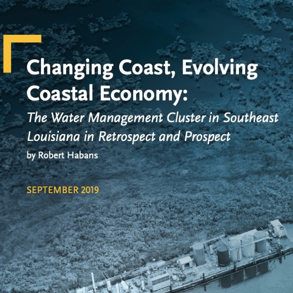 Changing coast, evolving coastal economy Research Cover