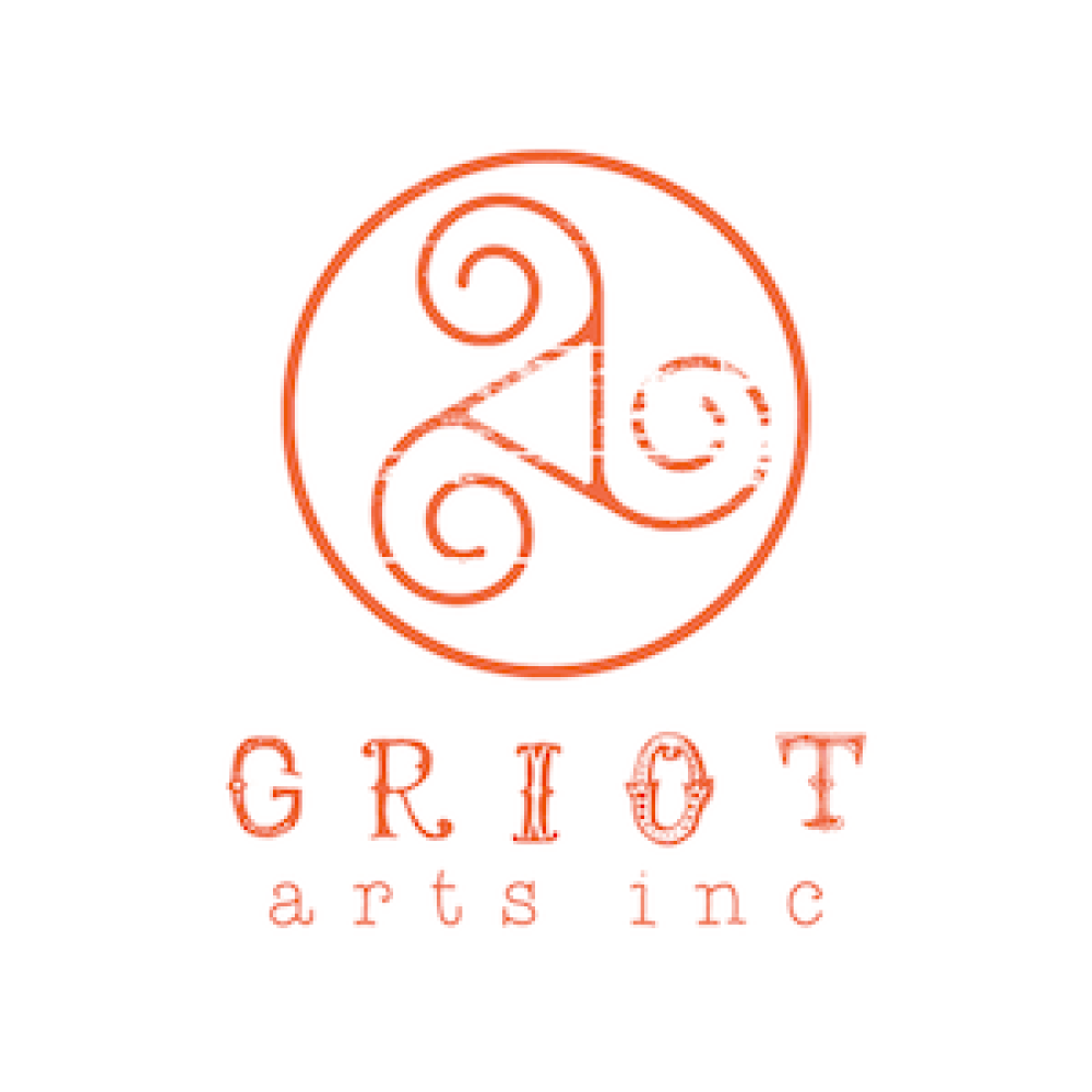 Griot Arts logo