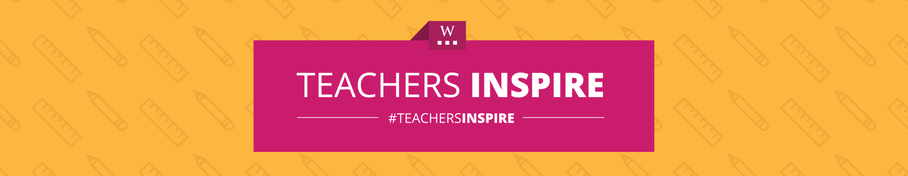 Teachers Inspire logo graphic