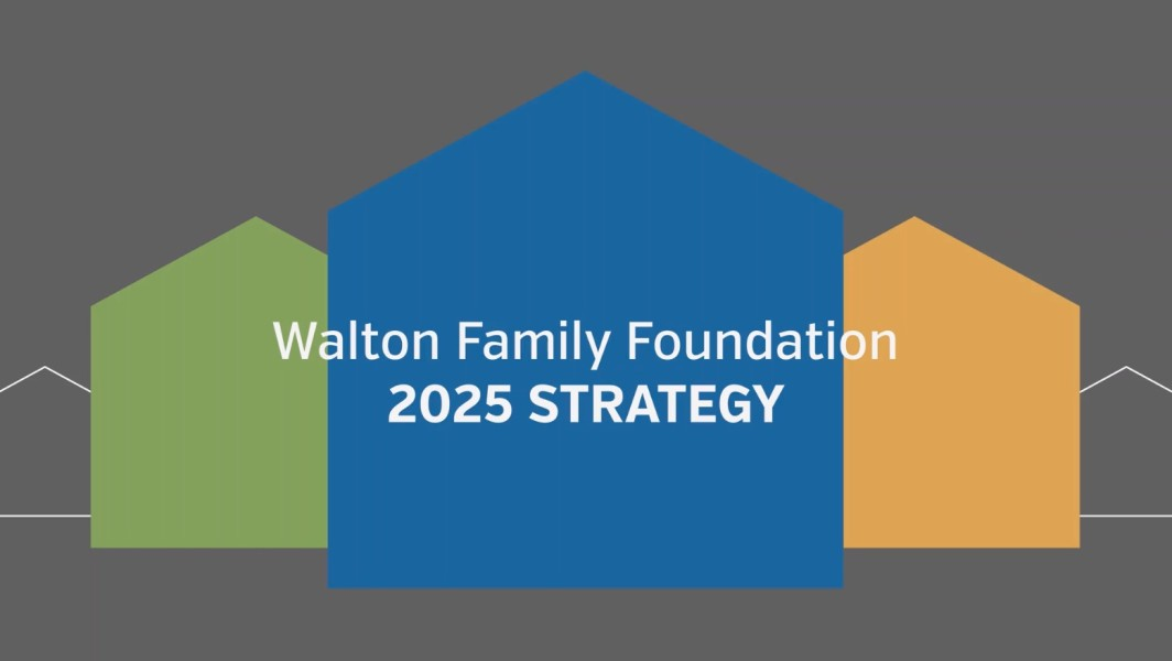 2025 Strategy Video graphic